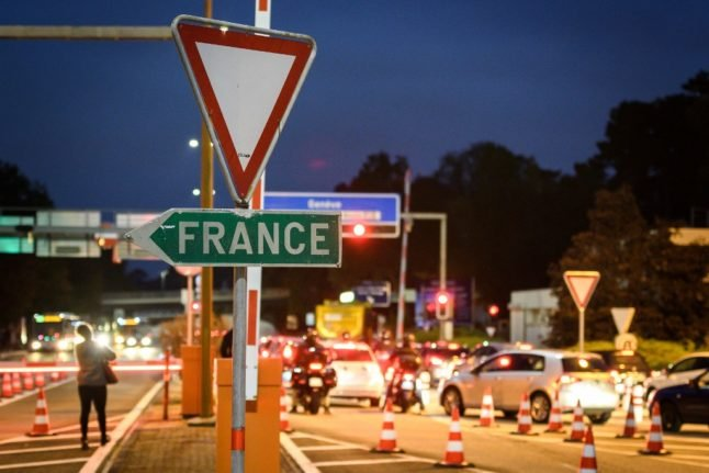 IN DETAIL: What are the rules on travel into France from within the EU