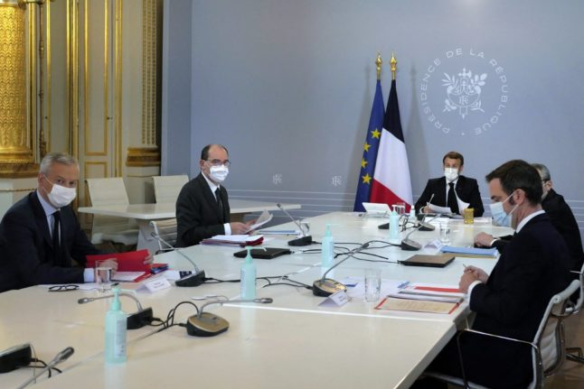 Has France really drafted a veterinarian onto its Covid advisory committee?