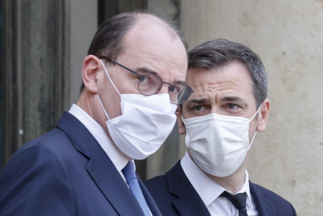 Lockdown in France 'not necessary at present', says French PM