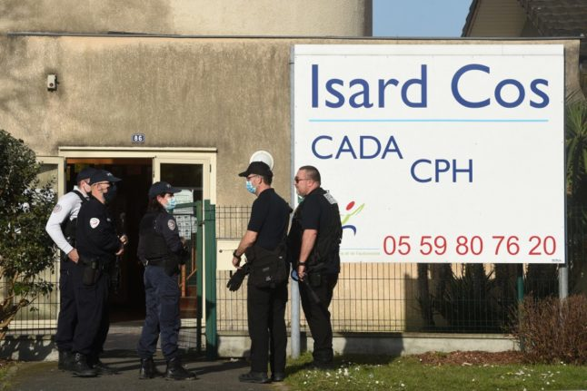 Immigration official stabbed to death in French city of Pau