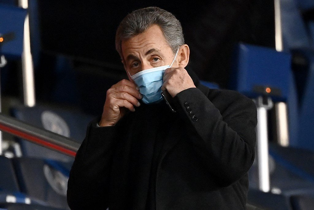 Ex French president Sarkozy, 66, denies claims he 'skipped the queue' to get his Covid vaccine