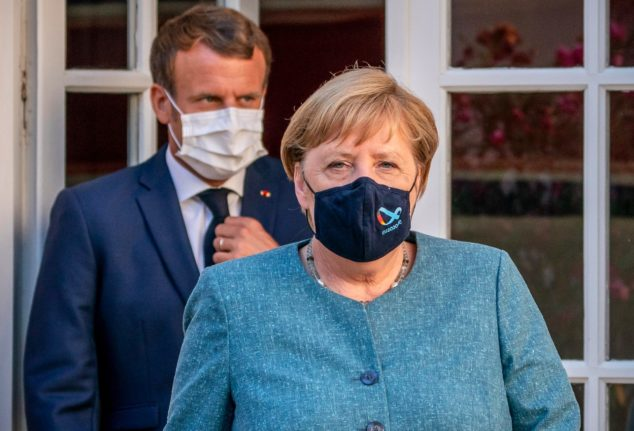Mass testing v lockdown: How France and Germany's approaches to Covid radically diverged