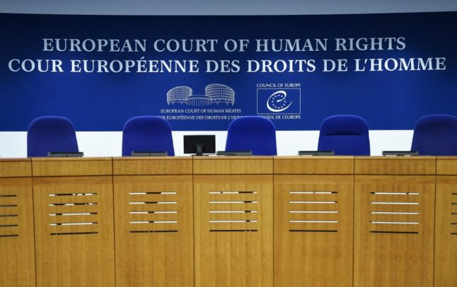 France taken to European Court over divorce ruling that woman had 'marital duty' to have sex with husband