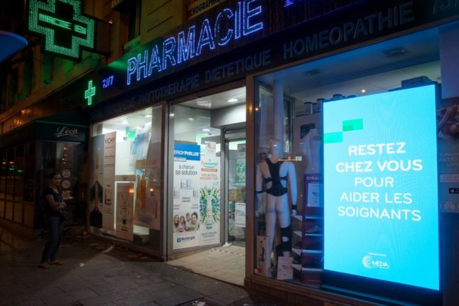 French medical regulator authorises pharmacies to give Covid vaccines