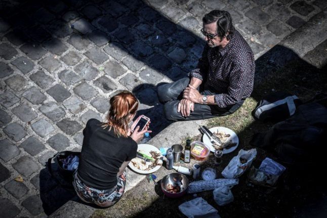 Rule of six, picnics and dinners - what are the new rules on socialising in France?
