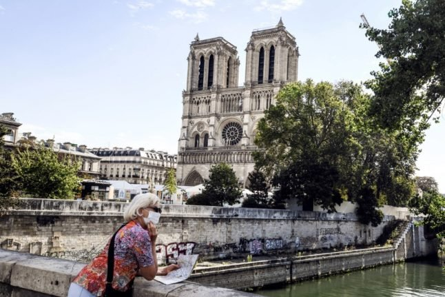 'Like I own Paris' – The rare foreign tourists seeing a very different side to the French capital