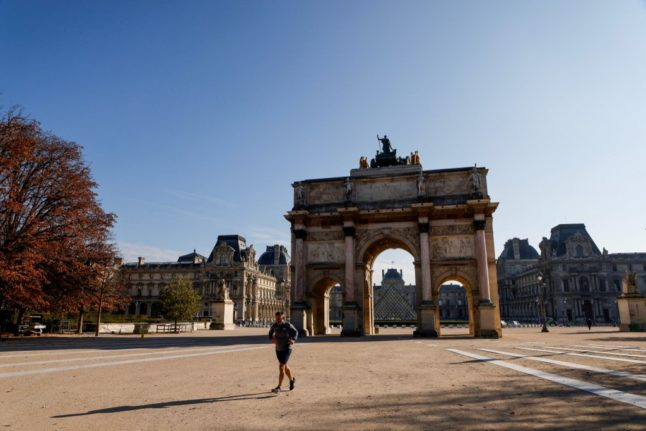 One year on: 'If I had to live anywhere during Covid I'm glad to have been in France'