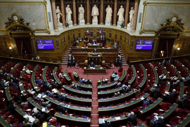 French parliament backs law to set age of consent at 15