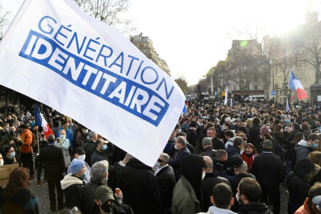 France bans far-right anti-migrant group that 'incites hatred and violence'