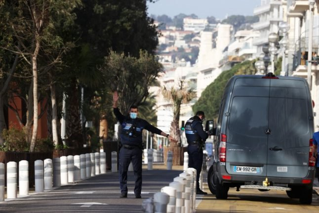 EXPLAINED: What are the rules in the parts of France on weekend lockdown?