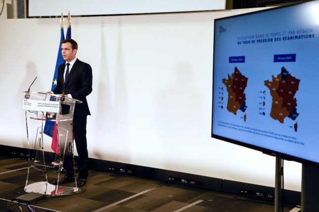 France will not halt use of AstraZeneca vaccine, says health minister