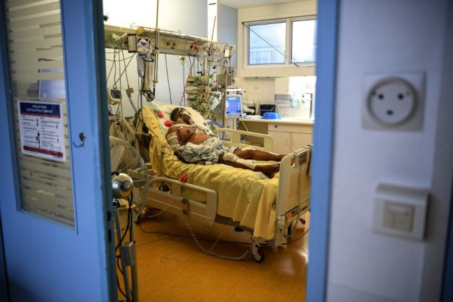 Overwhelmed Paris hospitals 'may soon be forced to turn patients away' as Covid cases spiral