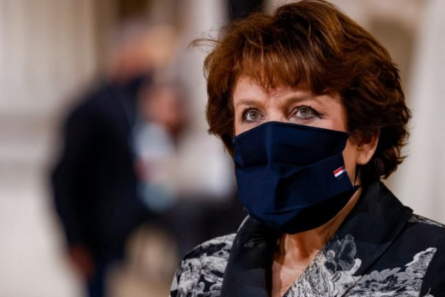Second French minister hospitalised with Covid-19
