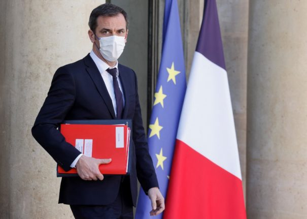 Three more areas of France placed on 'lockdown light' as Covid cases soar