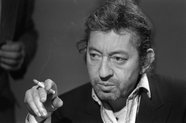 French singer Serge Gainsbourg's Paris home to be opened as museum