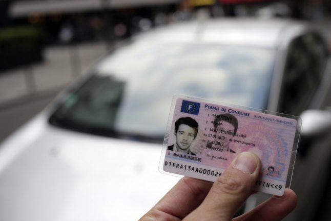 Brits in France launch petition to end post-Brexit driving licence impasse