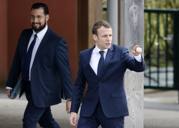 Macron's ex-bodyguard to be tried for assault in France