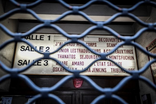 French cinema club for English speakers has new online screenings