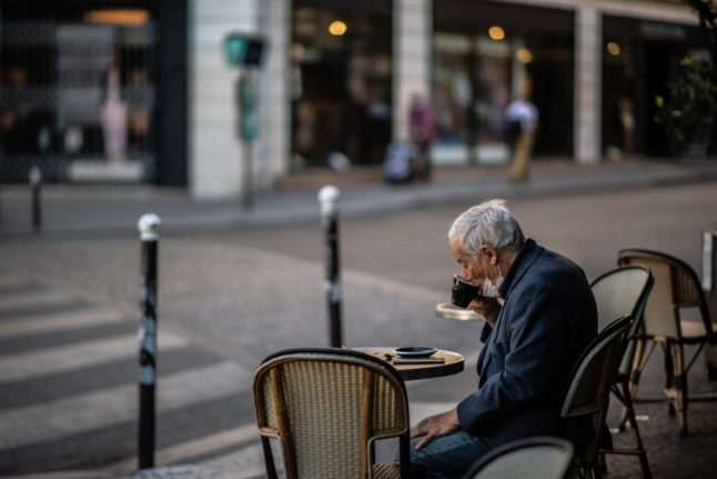 Cafés, shops, gyms and cinemas – what will be France's timetable for reopening?