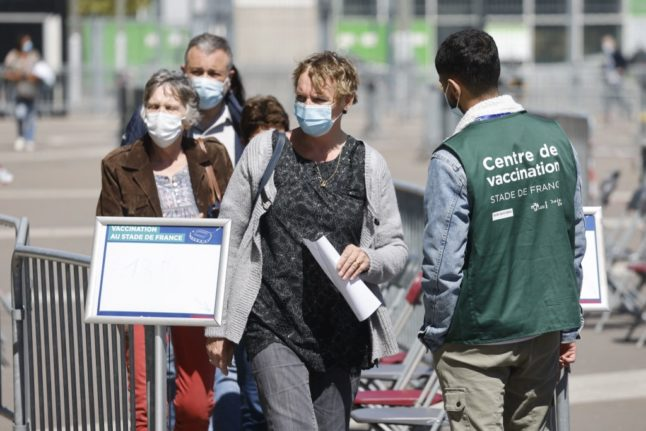 Will France yield to pressure and immediately open up Covid vaccines to everyone?