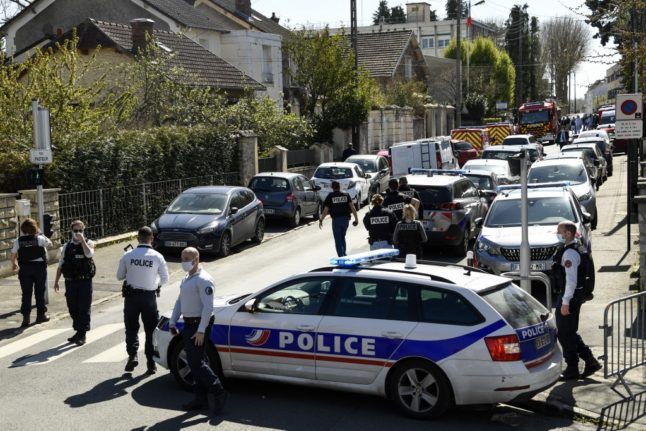 Terror probe opened after woman killed in knife attack at Paris region police station