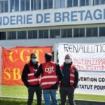 Workers at French Renault plant held bosses hostage for 12 hours in sale dispute