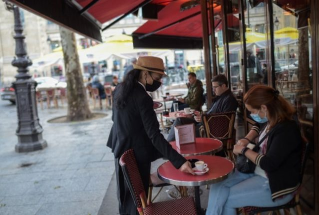 IN DETAIL: France's 4-step reopening from Covid restrictions