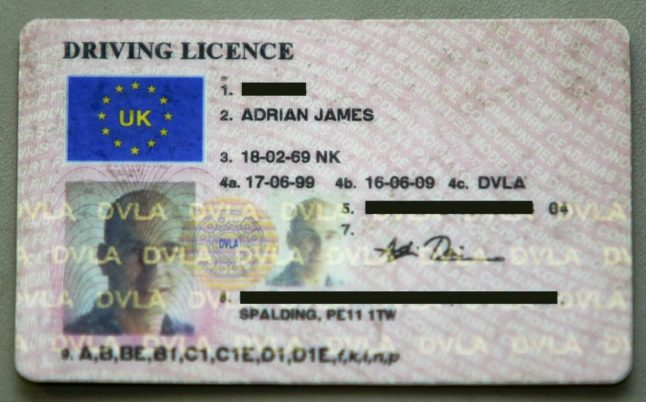 Updating your driving licence polyamory married and dating episode 1 online