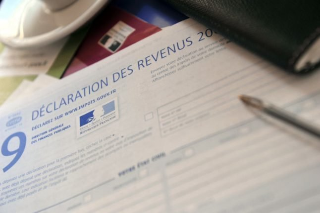 Ask the expert: How to fill out each section of the French tax declaration