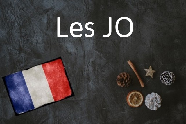 French phrase of the Day: Les JO