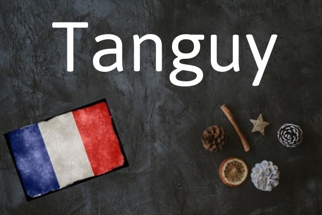 French word of the Day: Tanguy