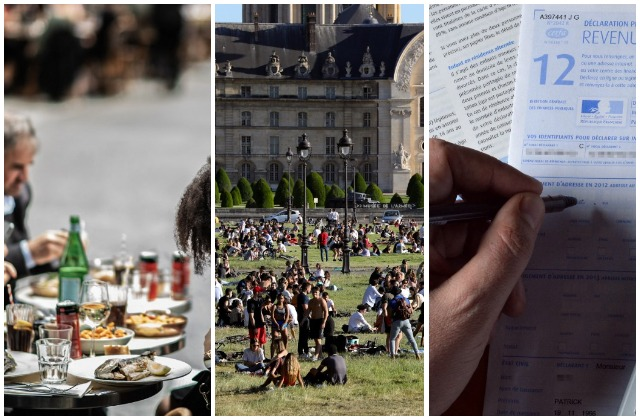 What changes about life in France in May 2021?