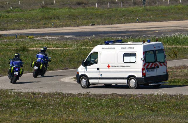 Injured French caver rescued after 48 hours underground
