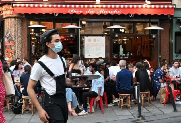 Cafés, shops, cinemas: How France will ease Covid restrictions from next week