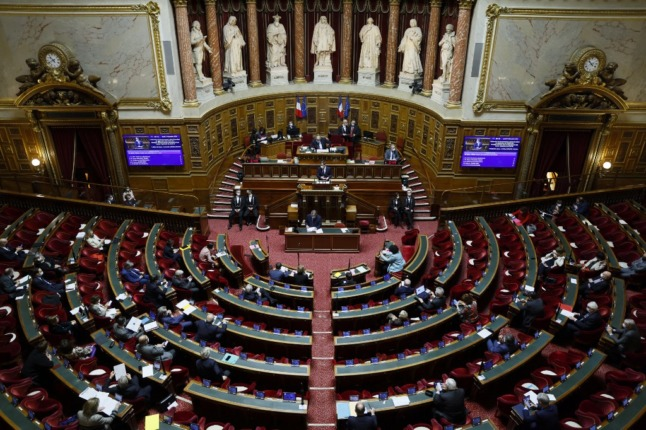 EXPLAINED: What does France's Senate actually do and how much power does it have?