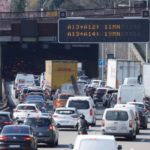 Traffic warnings issued in France for Ascension holiday weekend