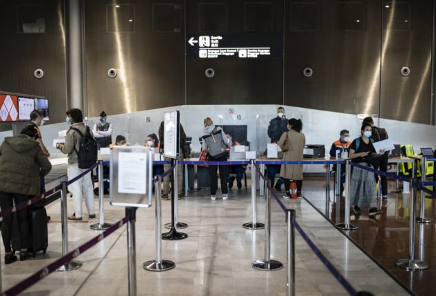 LATEST: France to impose strict quarantine requirements on arrivals from another seven countries