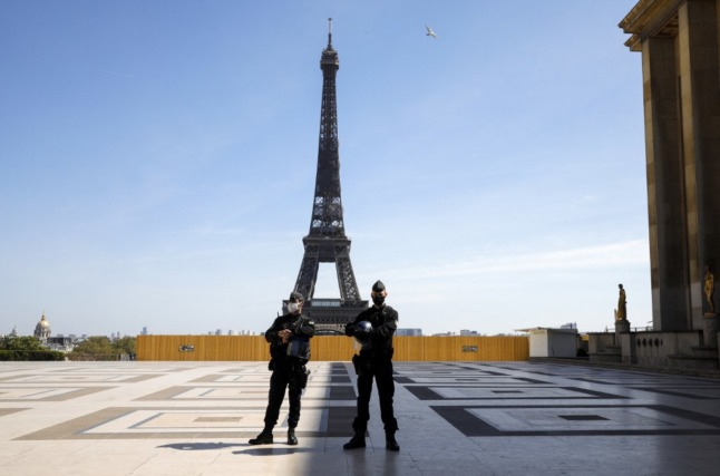 Eiffel Tower to reopen in July from longest closure since WWII