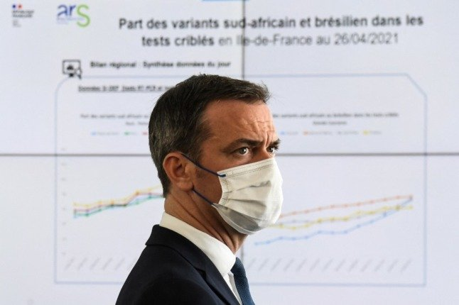 France can 'turn the page' on Covid crisis by November, says health minister