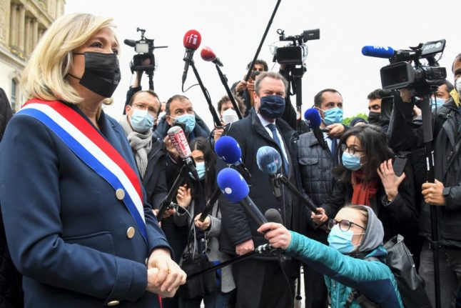 Le Pen trial: French far-right leader acquitted on hate speech charges