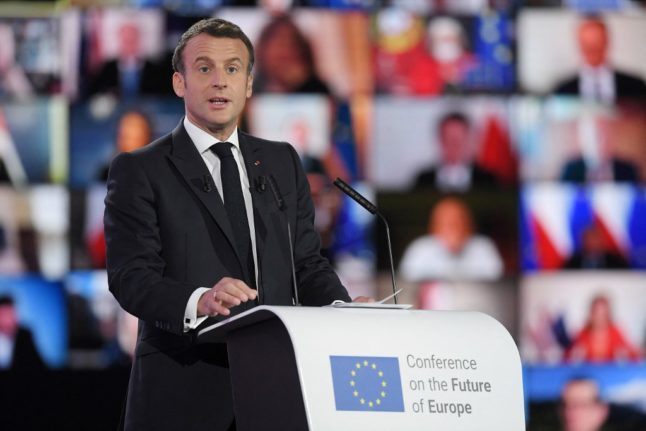 How France's Macron is tacking right in bid for 2022 election triumph