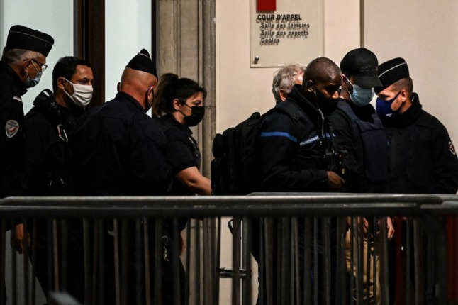 Self-confessed child killer jailed for 20 years for beating fellow French soldier to death