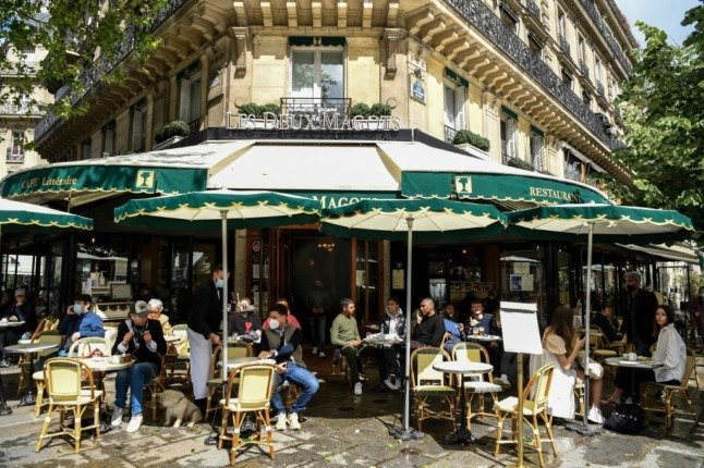 20 phrases to use for France's reopening of bars and cafés