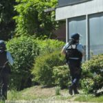 'Known radical' killed in shootout after knife attack on French police