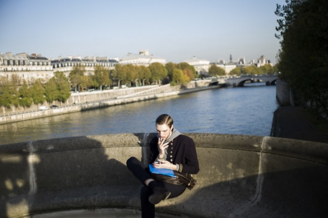 Smoking features in 90 percent of all French films, study shows