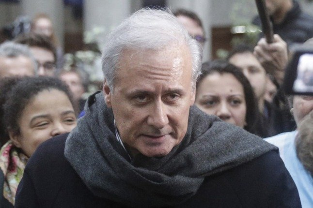 Rapist mayor who continued to run French town from his jail cell has been replaced