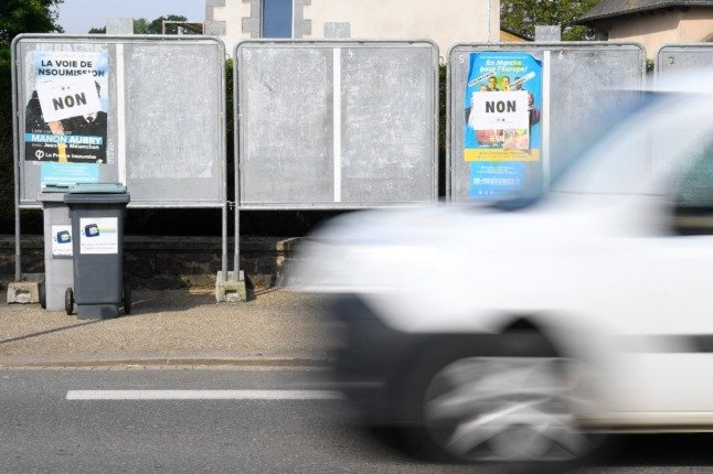 EXPLAINED: The very precise rules of French election billboards