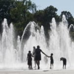 Temperatures predicted to reach 35C as parts of France approach heatwave warnings