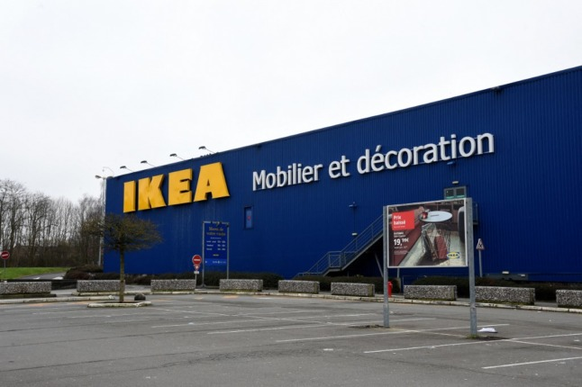 Ikea ran 'elaborate illegal spying system' on its French employees, court rules