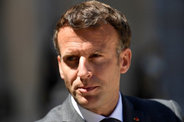 Macron's 'grand tour' of France gets underway ahead of regional elections